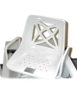 image of bath chair