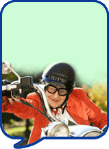 image of someone on motorbike