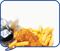 image of fish and chips