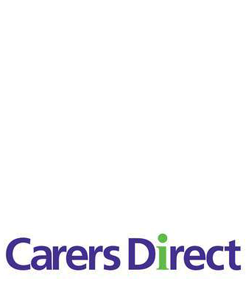 image of carers direct logo