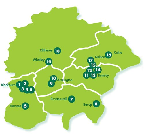 Macmillan support map August 2015